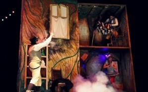 La màgia dels contes i del teatre