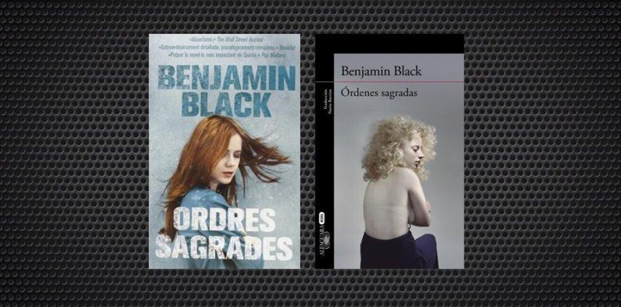 Ordres sagrades Benjamin Black