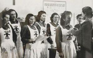 seccion femenina falange