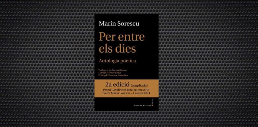 Per entre els dies Marin Sorescu