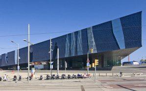 Jacques Herzog i Pierre de Meuron edifici edificio forum barcelona forum de las culturas pritzker