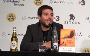 premio minotauro pablo tebar nieve en marte festival cine sitges ciencia ficcion