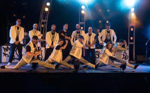 Block Party by Brodas Bros. James Brown tribute