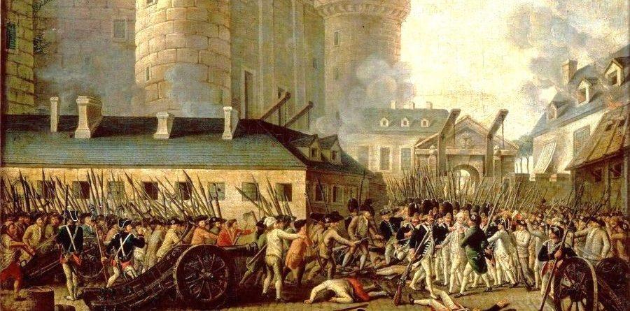 Consideraciones sobre la Revolución francesa Madame Steal