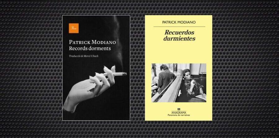 records dorments patrick modiano (1)