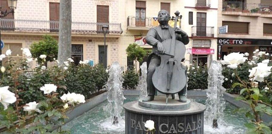 Pau Casals Josep Viladomat