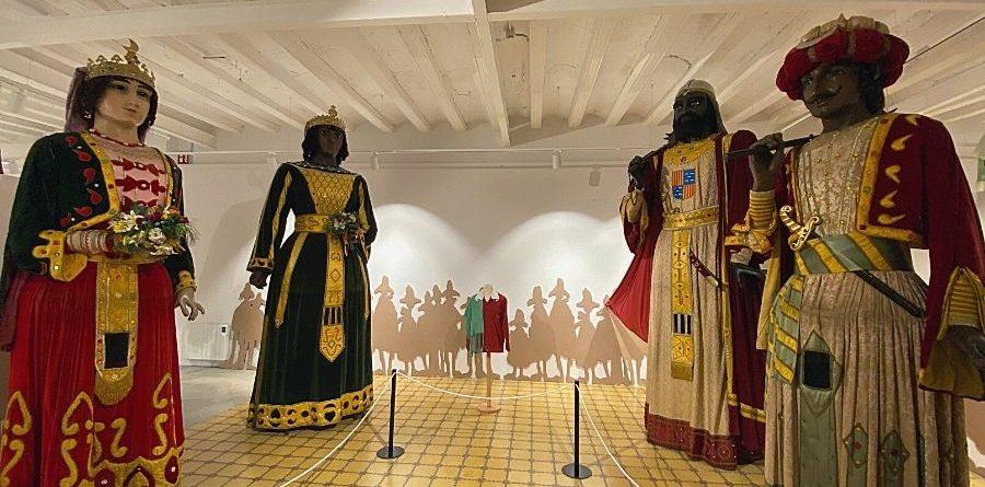Exposició Patum a Berga