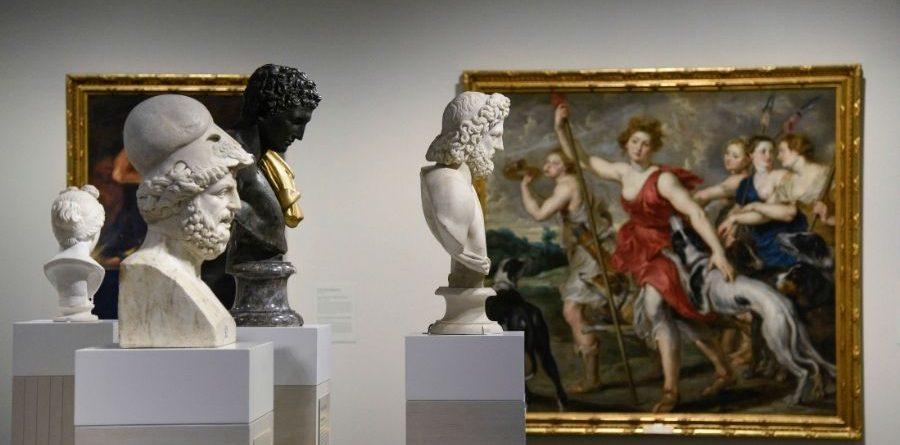 Art i mite. Els déus del Prado