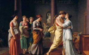 Penélope y las doce criadas