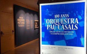 Cent anys de la fundació de l'Orquestra Pau Casals
