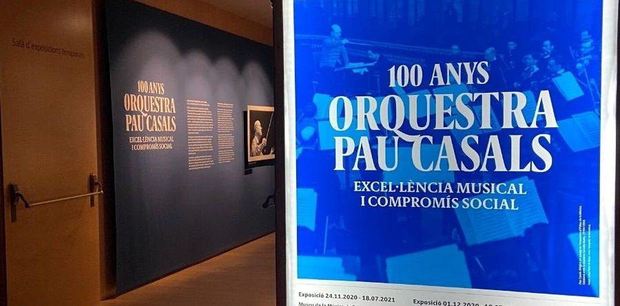 Cent anys orquestra pau casals
