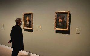 Els dibuixos que mostren l'evolució de Picasso