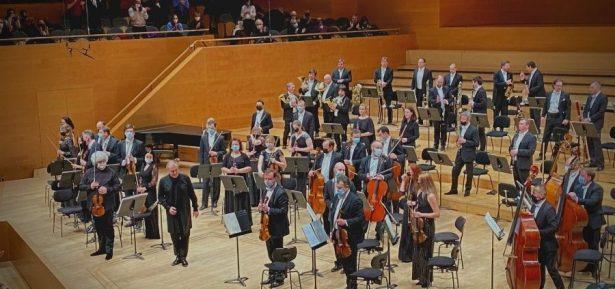 l'Orquestra Simfònica del Teatre Mariinski gergiev