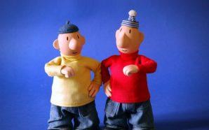 Pat i Mat i altres personatges de l'animació txeca