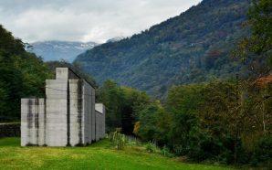 La Congiunta, l'antimuseu que espera en una vall alpina