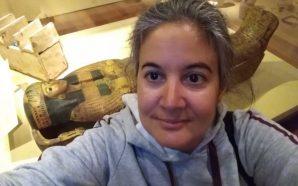 M. Dolores García Pastor: «La llegenda diu que una mòmia…