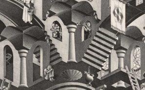 Les Drassanes Reials exposen l'art d'Escher