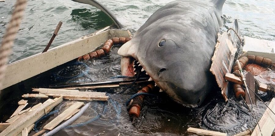 Tiburon Steven Spielberg