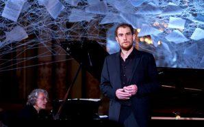 El 'Winterreise' de Schubert dins d'una teranyina al Liceu