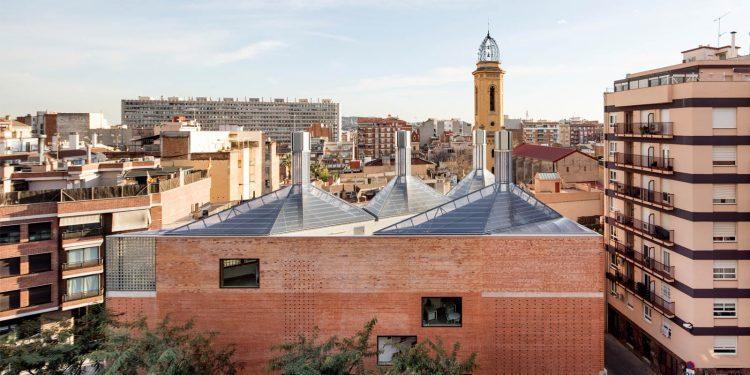 Rehabilitació de les Cristalleries Planell de Barcelona.