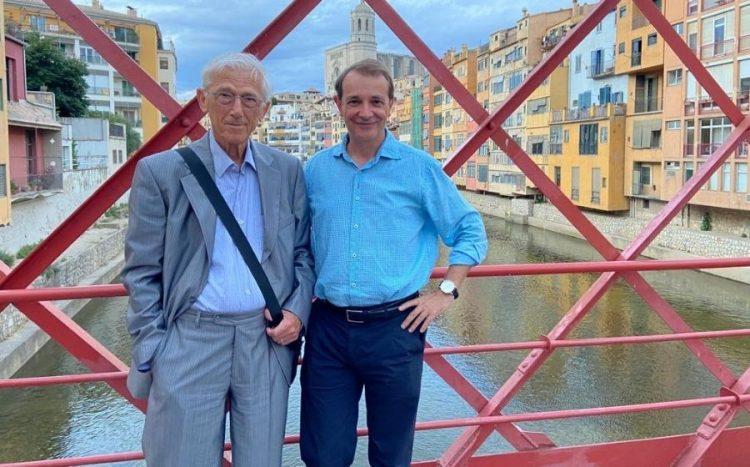 Kallifatides i Tarrida a Girona.