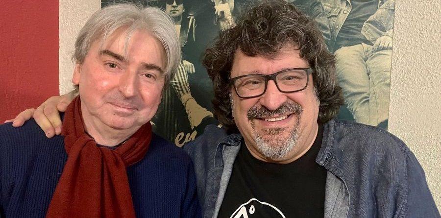 Joan Capdevila i Pep Sala / Foto: Arxiu de Sau