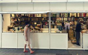 La Fira del Llibre d'Ocasió de Barcelona resisteix