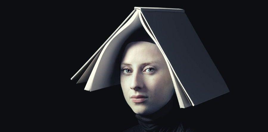 La escritora Audur Ava Ólafsdótir