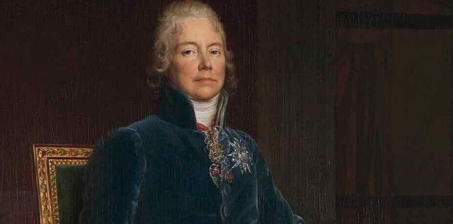 Talleyrand de Xavier Roca-Ferrer